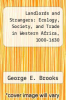 cover of Landlords and Strangers: Ecology, Society, and Trade in Western Africa, 1000-1630