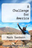 cover of A Challenge for America