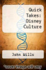 cover of Disney Culture