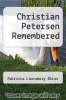 cover of Christian Petersen Remembered