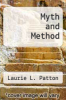 cover of Myth and Method