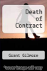 cover of Death of Contract