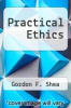 cover of Practical Ethics