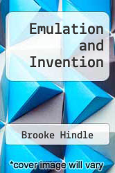 Cover of Emulation and Invention EDITIONDESC (ISBN 978-0814734094)
