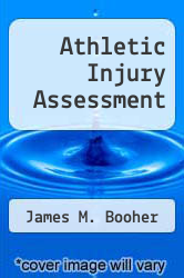 Cover of Athletic Injury Assessment 4 (ISBN 978-0815120155)