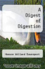 cover of A Digest of Digestion (2nd edition)
