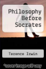 cover of Philosophy Before Socrates