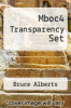 cover of Mboc4 Transparency Set (4th edition)