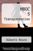 cover of MBOC 5 Transparencies (5th edition)