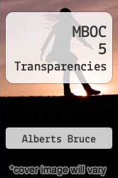 Cover of MBOC 5 Transparencies 5 (ISBN 978-0815341093)