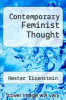 cover of Contemporary Feminist Thought