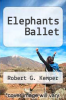 cover of Elephants Ballet