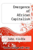 cover of Emergence of African Capitalism