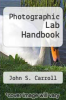 cover of Photographic Lab Handbook (5th edition)