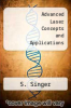 cover of Advanced Laser Concepts and Applications