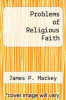 cover of Problems of Religious Faith
