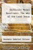 cover of Difficult Moral Questions: The Way of the Lord Jesus