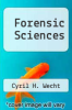 cover of Forensic Sciences (2nd edition)