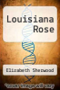cover of Louisiana Rose