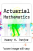 cover of Actuarial Mathematics