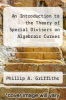 cover of An Introduction to the Theory of Special Divisors on Algebraic Curves