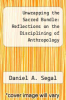 cover of Unwrapping the Sacred Bundle: Reflections on the Disciplining of Anthropology