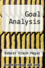 cover of Goal Analysis (2nd edition)