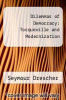 cover of Dilemmas of Democracy: Tocqueville and Modernization