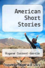 cover of American Short Stories (6th edition)