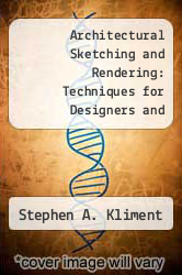 Cover of Architectural Sketching and Rendering: Techniques for Designers and Artists EDITIONDESC (ISBN 978-0823070527)