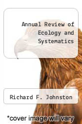 Cover of Annual Review of Ecology and Systematics EDITIONDESC (ISBN 978-0824314057)