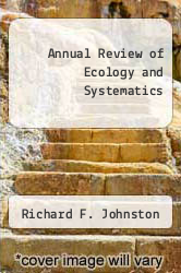 Cover of Annual Review of Ecology and Systematics EDITIONDESC (ISBN 978-0824314095)