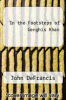 cover of In the Footsteps of Genghis Khan