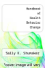 cover of Handbook of Health Behavior Change