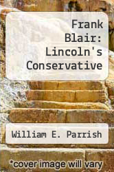 Cover of Frank Blair: Lincoln