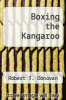 cover of Boxing the Kangaroo