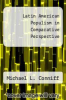 cover of Latin American Populism in Comparative Perspective