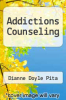 cover of Addictions Counseling