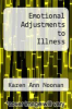 cover of Emotional Adjustments to Illness