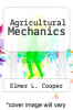 cover of Agricultural Mechanics