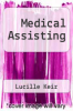 cover of Medical Assisting