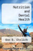 cover of Nutrition and Dental Health