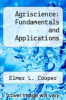 cover of Agriscience: Fundamentals and Applications