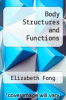 cover of Body Structures and Functions (7th edition)