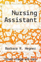 Cover of Nursing Assistant 6 (ISBN 978-0827348011)