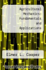 cover of Agricultural Mechanics: Fundamentals and Applications (3rd edition)