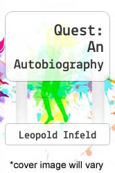Quest: An Autobiography by Leopold Infeld - ISBN 9780828403092