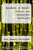 cover of Handbook of Remote Control and Automation Techniques (2nd edition)