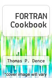 Cover of FORTRAN Cookbook EDITIONDESC (ISBN 978-0830611874)
