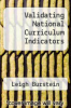 cover of Validating National Curriculum Indicators (1st edition)